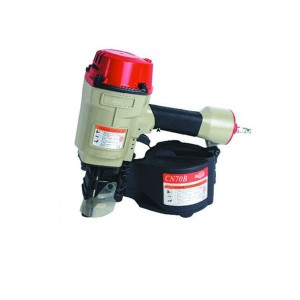 High reputation  Cn70 Hot Sale Industrial Pallet Air Coil Nailer With Extended Long Working Life