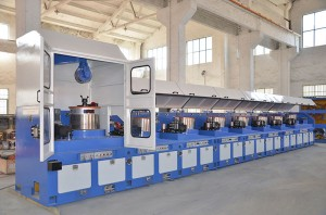 LZ straight line wire drawing machine