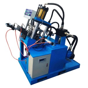 Factory Selling Automatic Hydraulic Wire Staple Pin Nails Making Machine