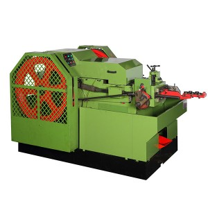 Competitive Price for Automatic One Die Two Blow Large Size D6 Cold Heading Machine For Screw Bolt Making