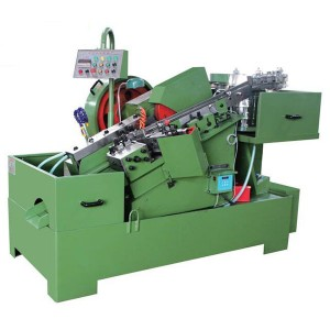 100% Original Factory Bolt Threading Machine For Sale Best Automatic Screw Thread Rolling