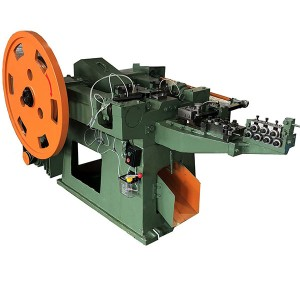 Manufacturer of Iron Steel Wire Nail Making Machine