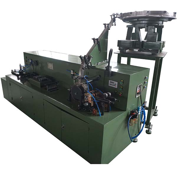 China supplied wire collated Coil Nail Making machine Featured Image