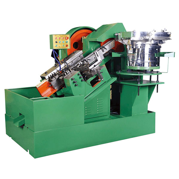 High Speed Screw Bolt Thread Rolling Machine