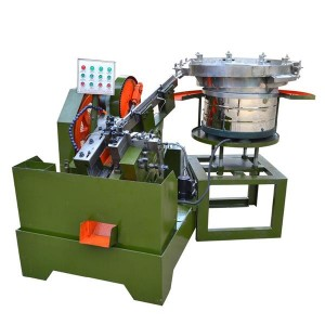High speed China manufacture thread rolling machine