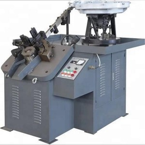 Nail Screw Thread Rolling Machine