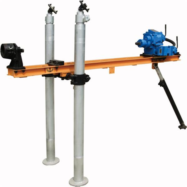 ZQJC Pneumatic Drilling Machine with prop support