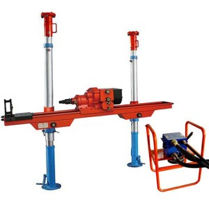 OEM Manufacturer Mqt Series Pneumatic Anchor Drilling Rig For Mining Use Drill Machine